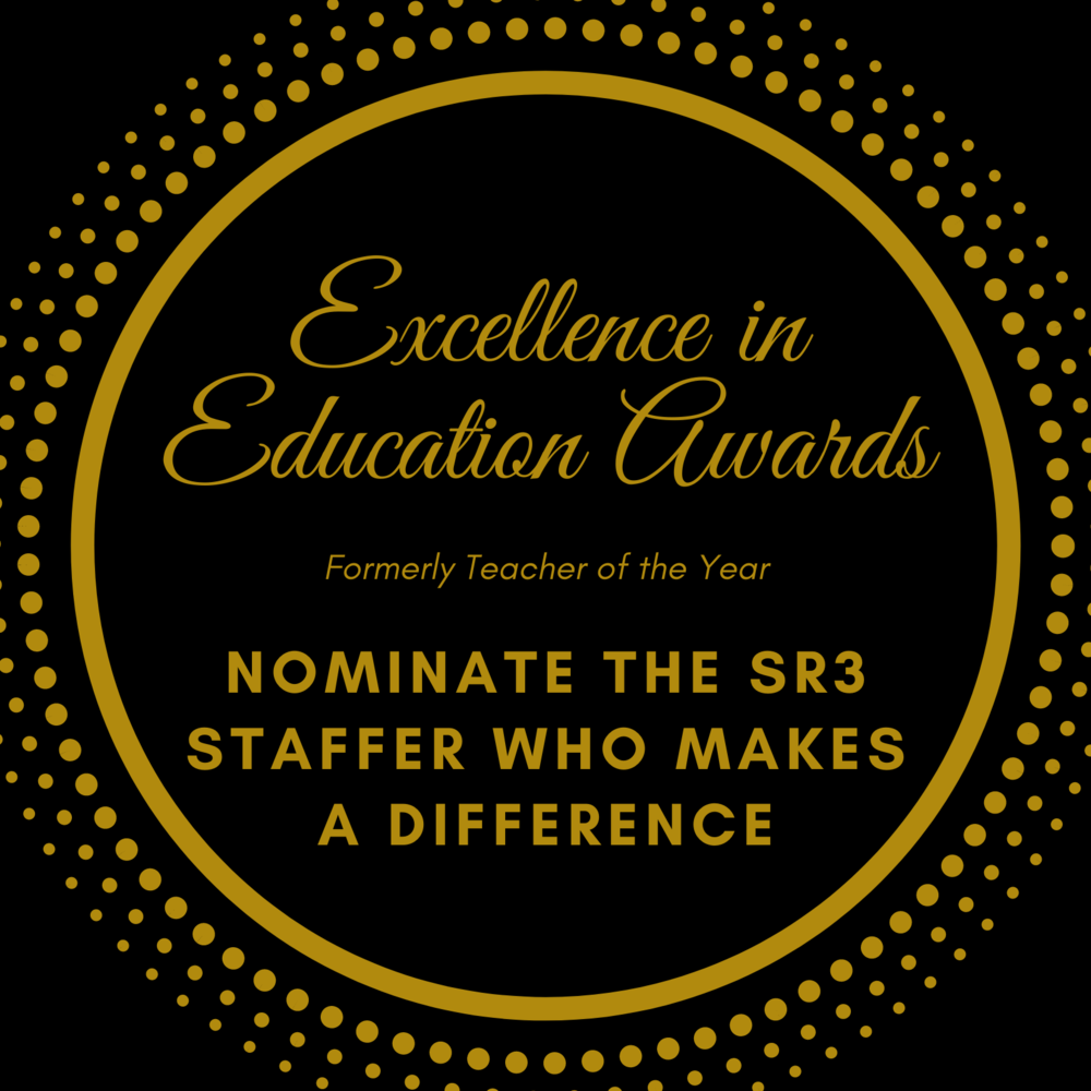 Excellence in Education and Service Awards