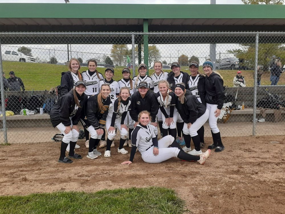Lady Savage Softball Makes School History
