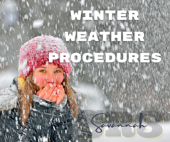 Winter Weather Procedures