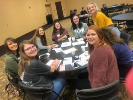 SHS Students Attend Missouri Western High School Writing Day