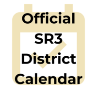 Official SR3 2020-2021 District Calendar