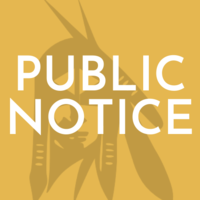 Public Notice regarding nonpublic schools are the CARES Act
