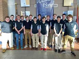 The SHS Quiz Bowl Team Takes MEC's For 22nd Year in a Row
