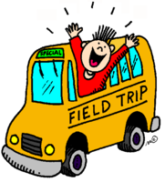 Scheduled Field Trips and Year End Dates