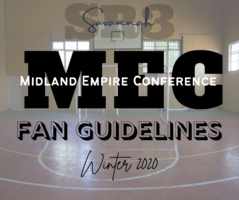 MEC Fan Guidelines: Winter 2020