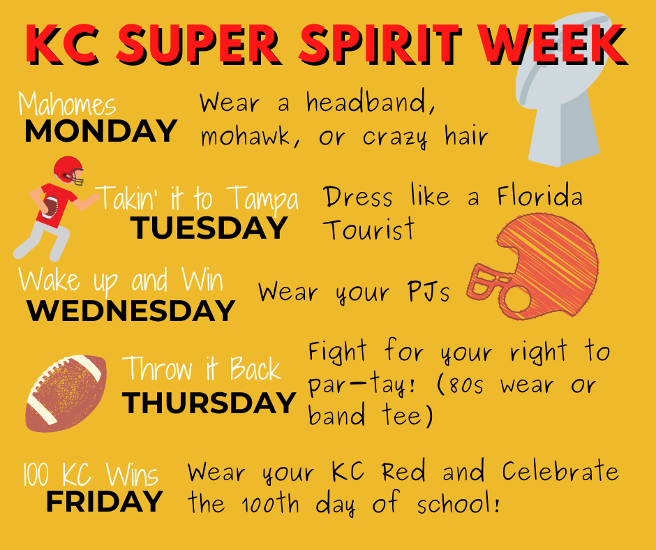 KC Super Spirit Week