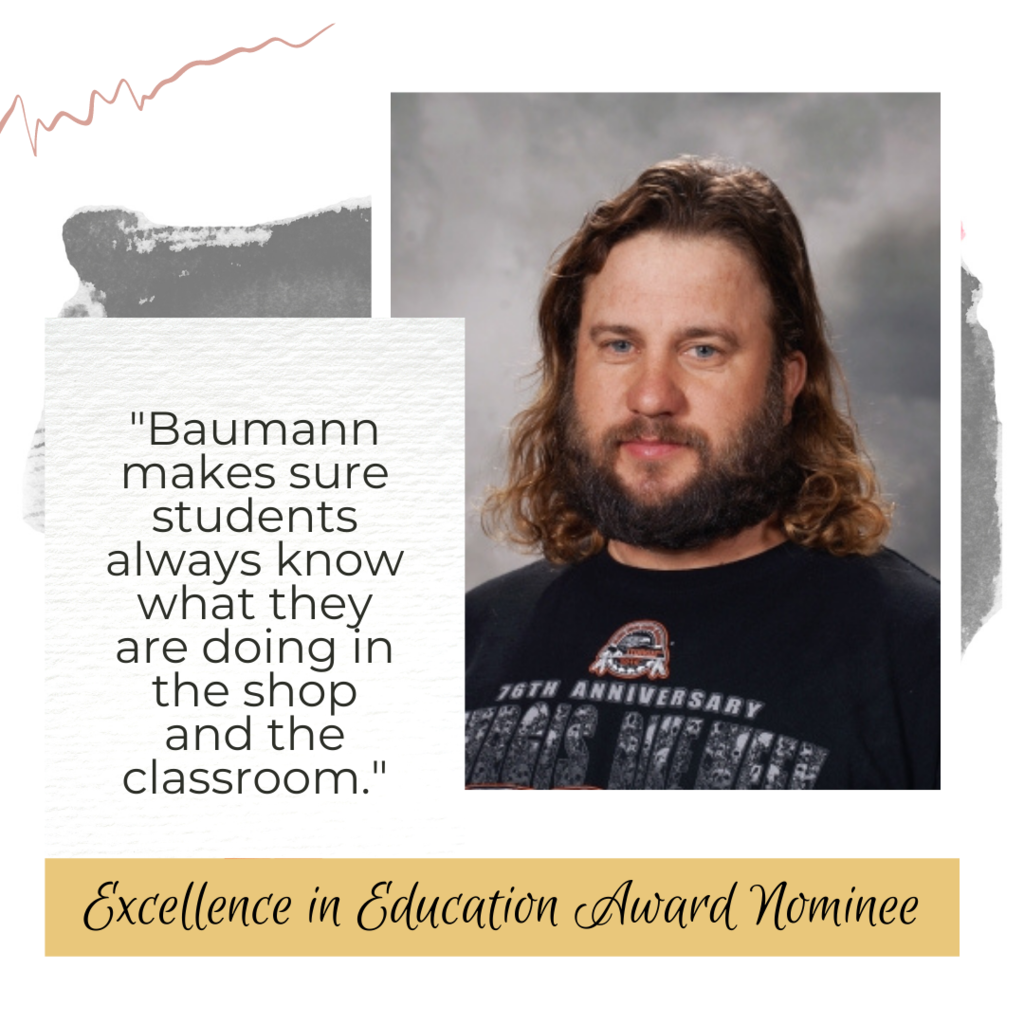 Jeff Baumann nomination