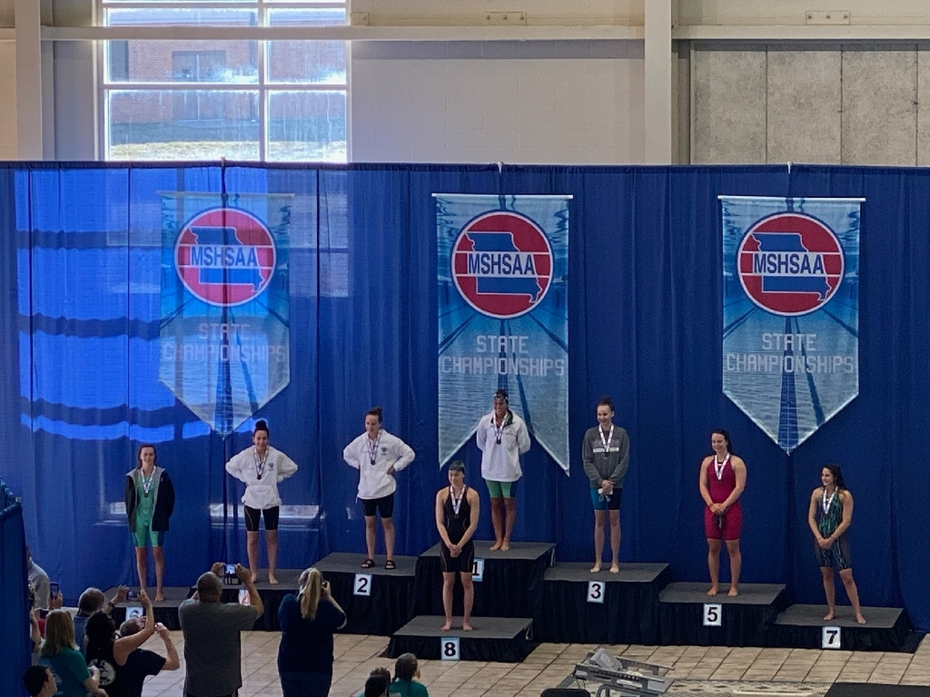 3rd place 200 free