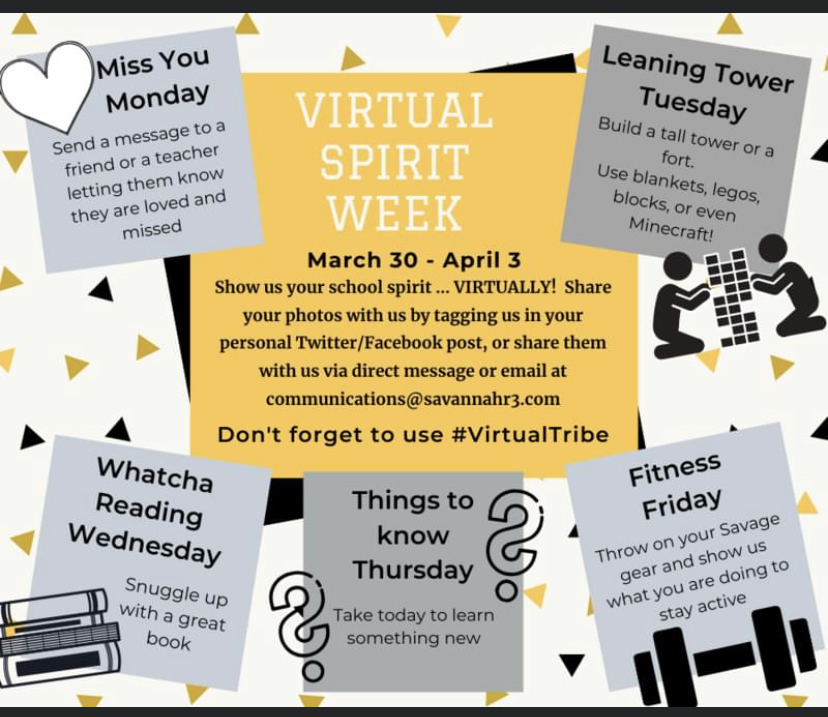 #VirtualTribe